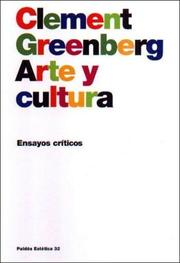 Cover of: Arte Y Cultura/ Art and Culture