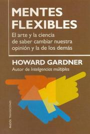 Cover of: Mentes Flexibles / Changing Minds