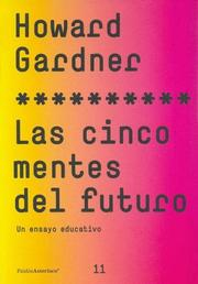 Cover of: Las cinco mentes del futuro/Five Minds of the Future