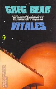 Cover of: Vitales