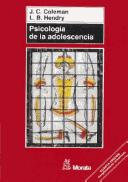 Cover of: Psicologia de La Adolescencia