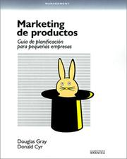 Cover of: Marketing De Productos