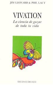 Cover of: Vivation
