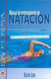 Cover of: Manual de entrenamiento de natacion / Swimming for Fitness