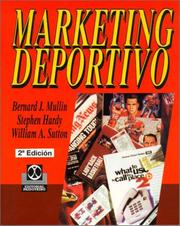 Cover of: Marketing Deportivo