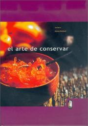 Cover of: El Arte de Conservar