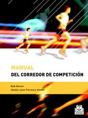 Cover of: Manual del Corredor de Competicion (Jogging)