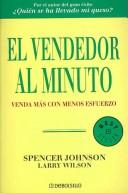 Cover of: El vendedor al minuto/ The One Minute Sales Person