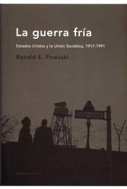 Cover of: La guerra fría