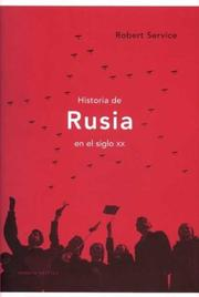 Cover of: Rusia en el siglo XX