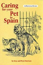 Cover of: Caring for Your Pet in Spain