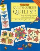 Cover of: Quilts! Quilts!! Quilts!!!