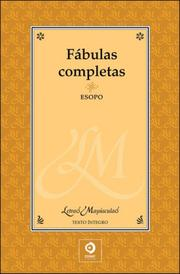 Cover of: Fabulas Completas