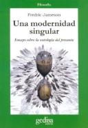 Cover of: Una Modernidad Singular