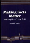 Cover of: Making facts matter