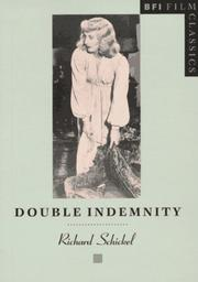Cover of: Double indemnity