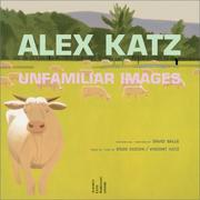 Cover of: Unfamiliar Images