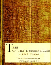 Cover of: Tess of the d'Urbervilles