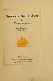 Cover of: Stories of the Hudson