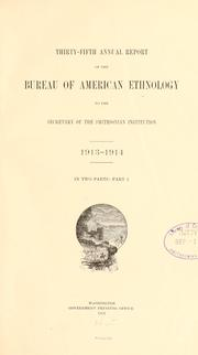 Cover of: Ethnology of the Kwakiutl: based on data collected by George Hunt