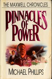 Cover of: Pinnacles of power
