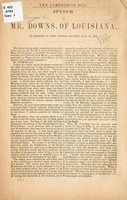 Cover of: The Compromise bill