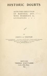 Cover of: Memoir of the Rev. Charles Nisbet, D.D: late president of Dickinson college, Carlisle.