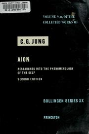 Cover of: The collected works of C.G. Jung
