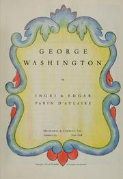 Cover of: George Washington