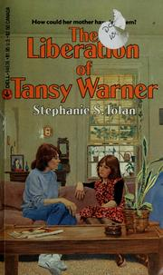 Cover of: The liberation of Tansy Warner