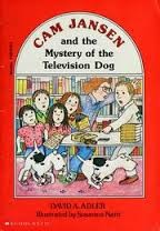 Cover of: Cam Jansen and the Mystery of the Television Dog