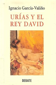 Cover of: Urías y el rey David