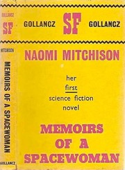 Cover of: Memoirs of a Spacewoman