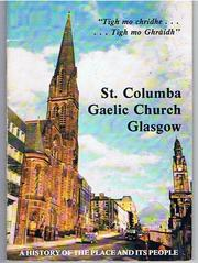Cover of: St. Columba Gaelic Church Glasgow