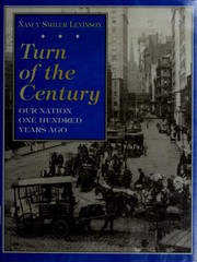Cover of: Turn of the century