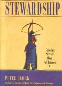 Cover of: Stewardship
