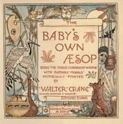 Cover of: The baby's own Æsop