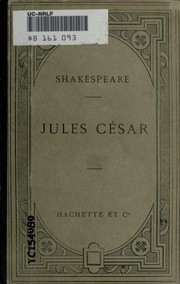 Cover of: Jules Cesar