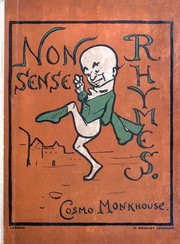 Cover of: Nonsense rhymes