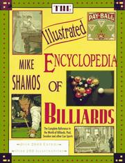 Cover of: The illustrated encyclopedia of billiards