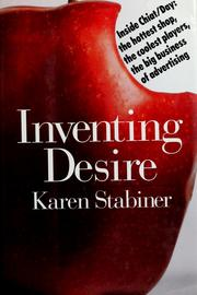 Cover of: Inventing desire