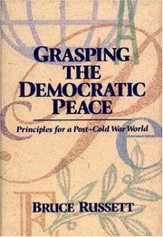 Cover of: Grasping the democratic peace