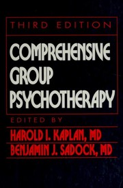 Cover of: Comprehensive group psychotherapy