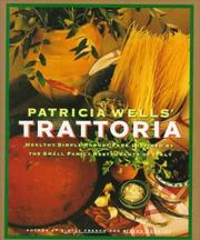 Cover of: Patricia Well's trattoria
