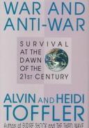 Cover of: War and anti-war