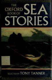 Cover of: The Oxford book of sea stories