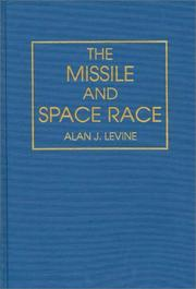 Cover of: The missile and space race