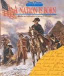 Cover of: Nation Is Born:Rebellion And I (First Person America)