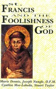Cover of: St. Francis and the foolishness of God