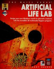 Cover of: Artificial life lab